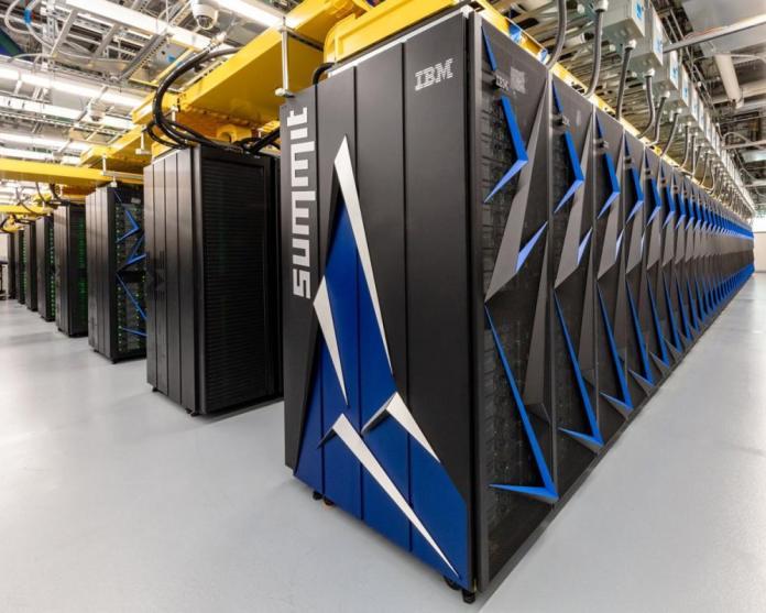 IBM Summit: Ο υπερυπολογιστής στην υπηρεσία της καθαρής ενέργειας