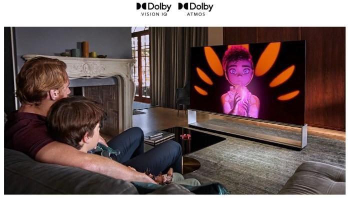 LG OLED TV: Απολαύστε κινηματογράφο στο σπίτι