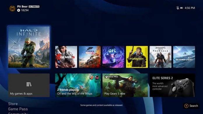 Xbox Series X: Επιτέλους 4K μενού μετά από μήνες κυκλοφορίας