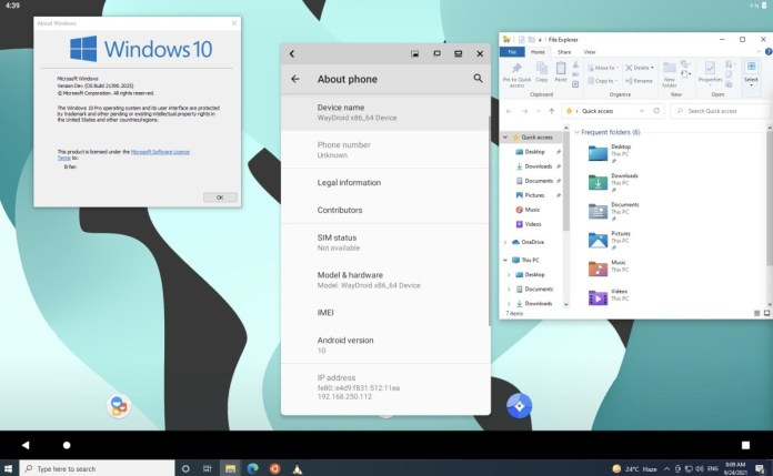 Android Apps στα Windows 11; To Waydroid έχει τη λύση