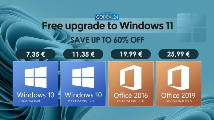 Αποκτήστε Windows 10 με 7