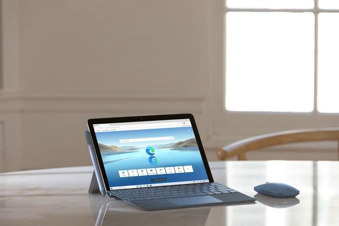 Microsoft Surface Go 3: Θα έχει δυνατά χαρακτηριστικά