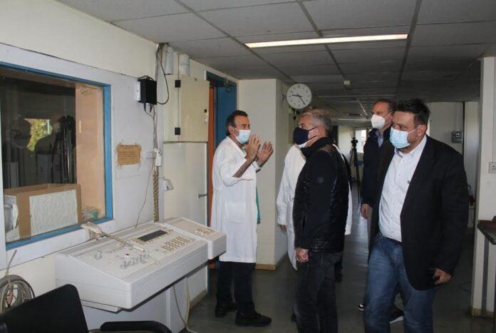 «Μια μεγάλη μέρα για την κρατική υγεία και για τους ασθενείς σε όλη τη Θεσσαλία»