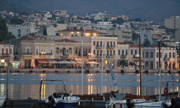 Chios_port