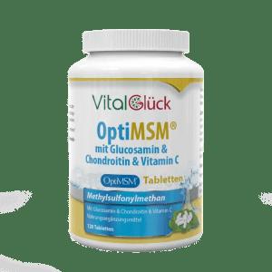 MSM Natürlicher organischer Schwefel Glucosamin Chondroitin Tabletten kaufen