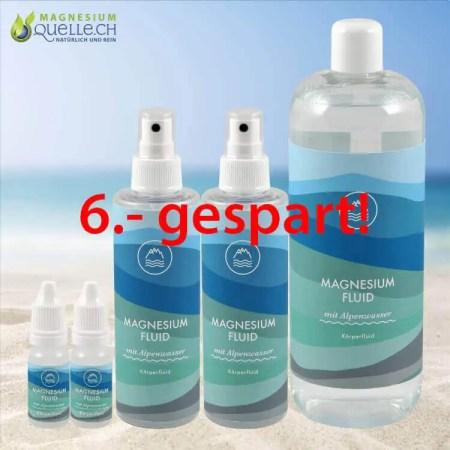 Magnesiumöl Zechstein Magnesium Fluid Set 2 kaufen