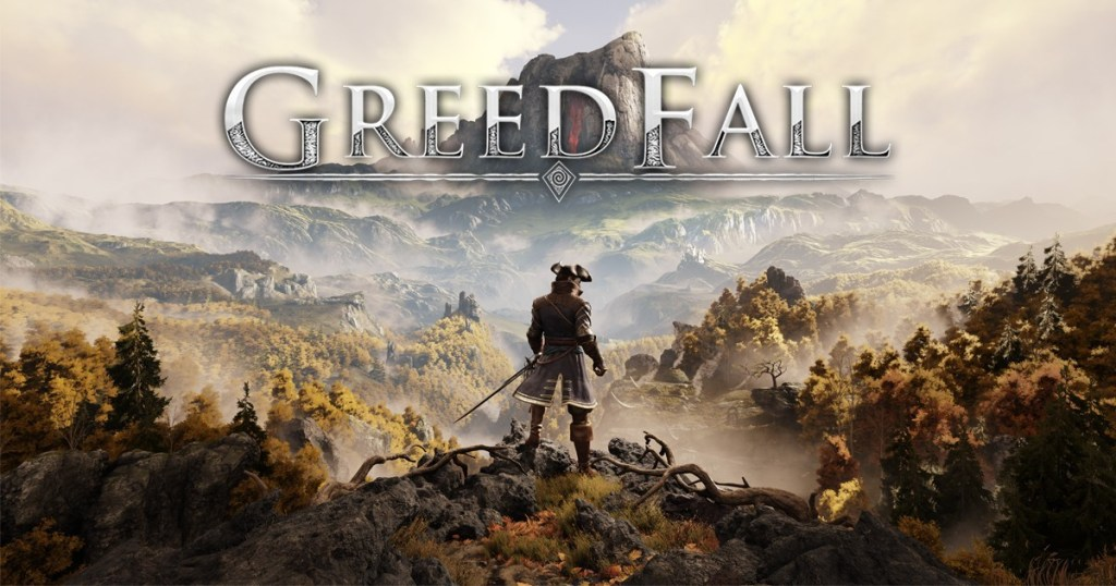 Greedfall - A Baroque fantasy RPG