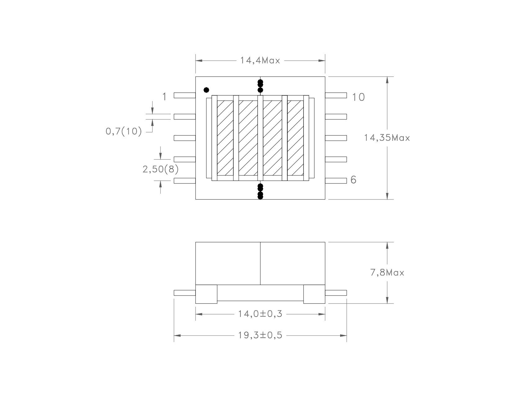 Item P 2 P Series 2 5 Watt Smd Cold Cathode