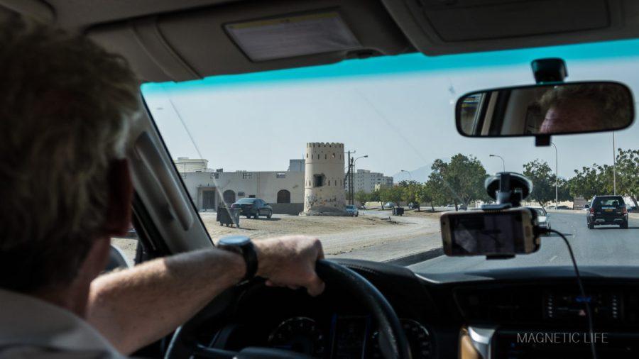 Oman - porady praktyczne. Grunt toniezawodna nawigacja