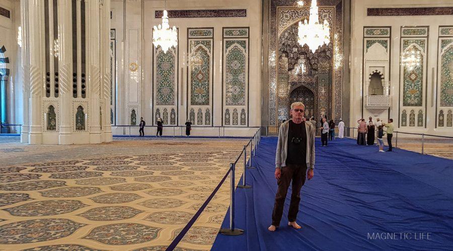 Meczet sułtana Qabusa