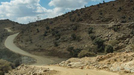 droga doAl Qannah Plateau