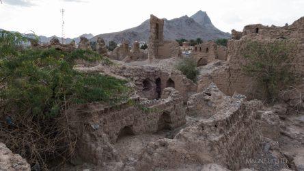 Ruiny meczetu w Tanuf