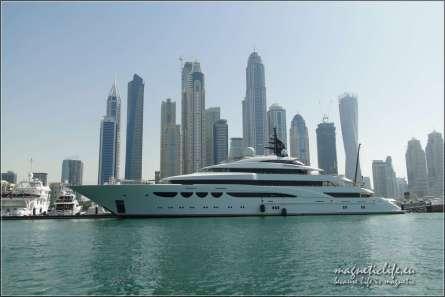 Zwiedzanie Dubaju indywidualnie Marina