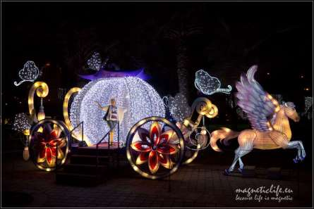 Dubaj Glow Garden