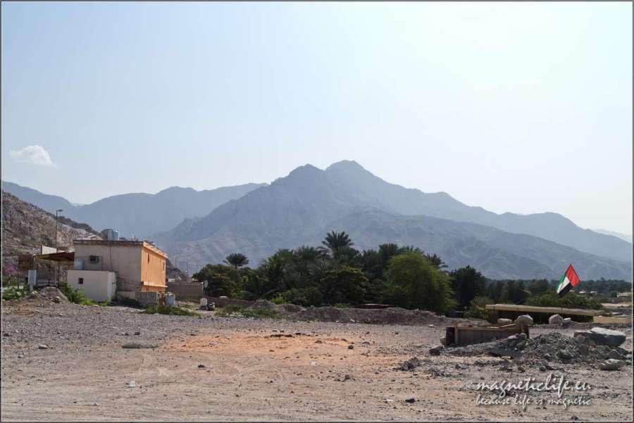 Ras al-Chaima widoczek