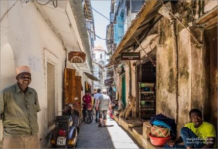 Stone Town ulica Gizenga