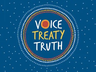 Voice. Treaty. Truth. Working Together for a Shared Future