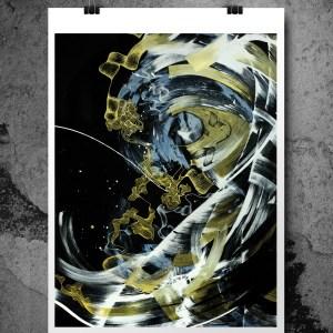 magnetism-print