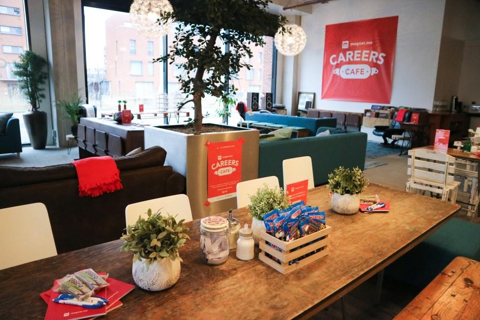 magnet - me - careers - cafe - Delft