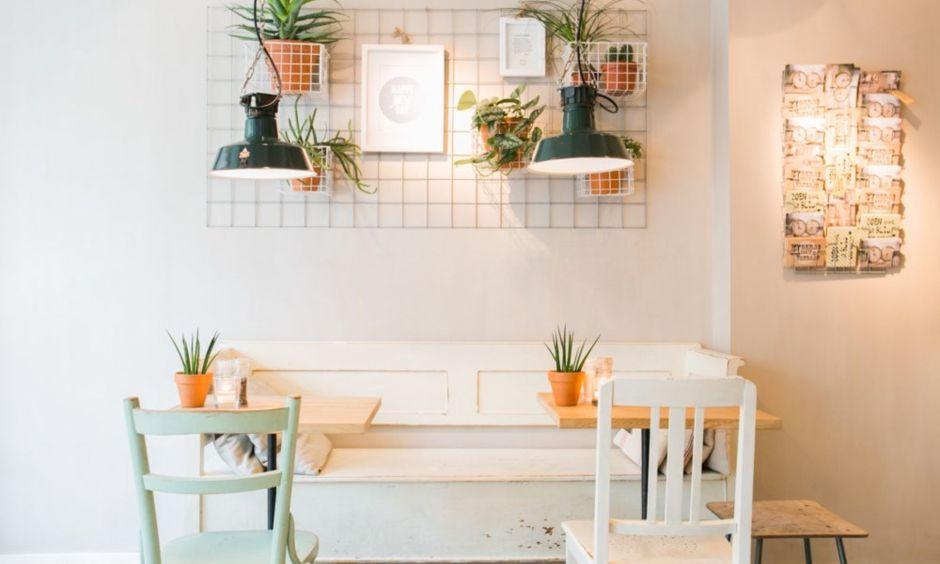 Lunchcafé Nieuwland Tilburg studieplek