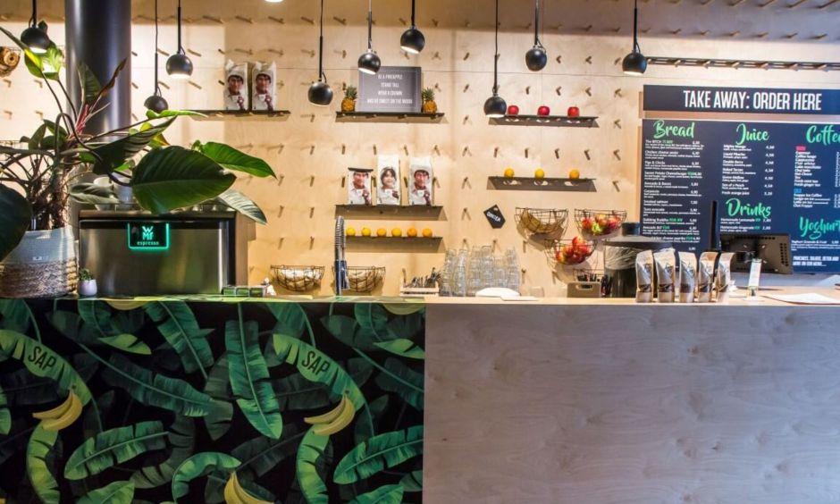 SAP Bagel & Juice Bar studieplek Maastricht