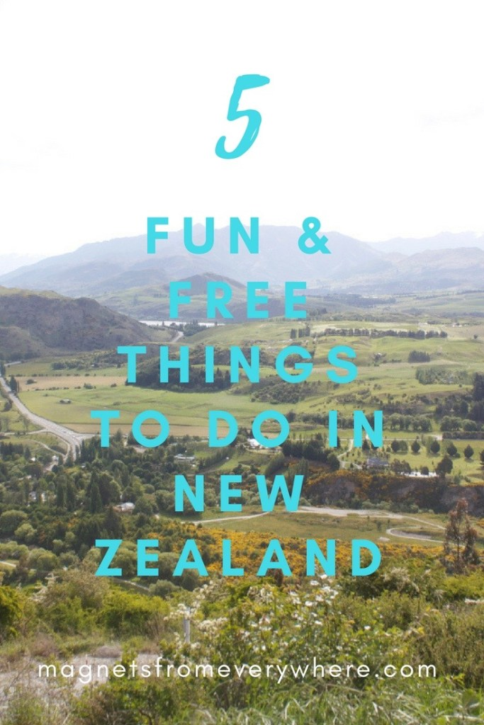 5 Fun and free things to do in New Zealand