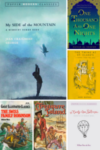 7-12 Year Old Book Recommendations to Inspire Waderlust