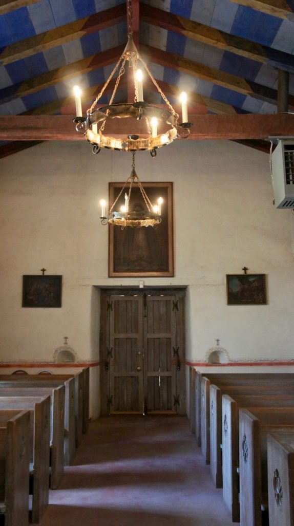 Mission Soledad Chapel