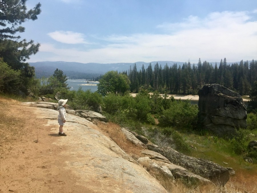 Shaver Lake Lookout