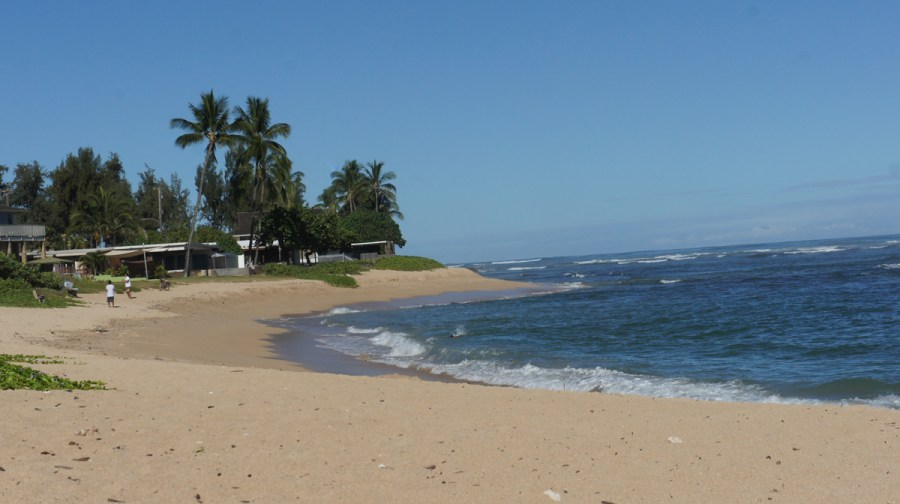 Haleiwa Army Beach