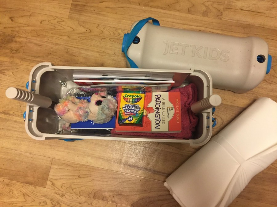 JetKids BedBox Luggage Review