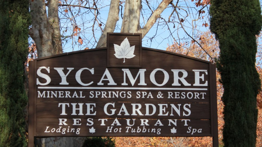 Sycamore Mineral Springs Spa and Resort