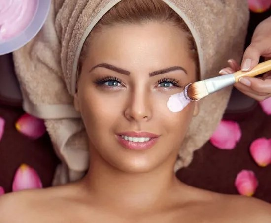 facials for brides
