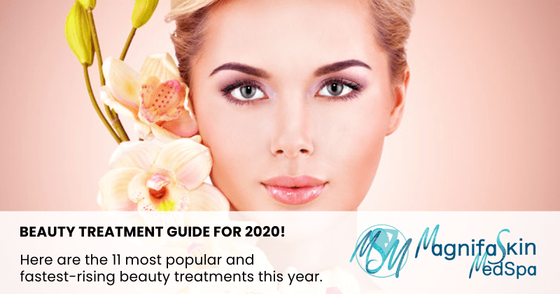 11 most popular beauty treatments for 2020 featured image