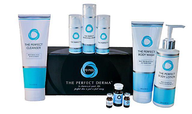 perfect derma product shot