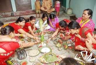 Hartalika Teej Celebrations