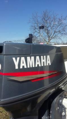 silnik yamaha 50 HP