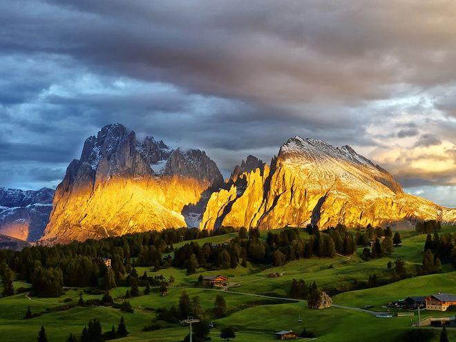 Доломитовые альпы1