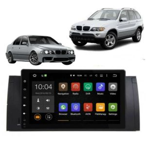 Штатная магнитола BMW E39/E53 Андроид