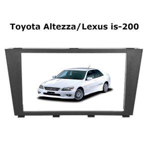 Переходная рамка Toyota Altezza/Lexus is-200