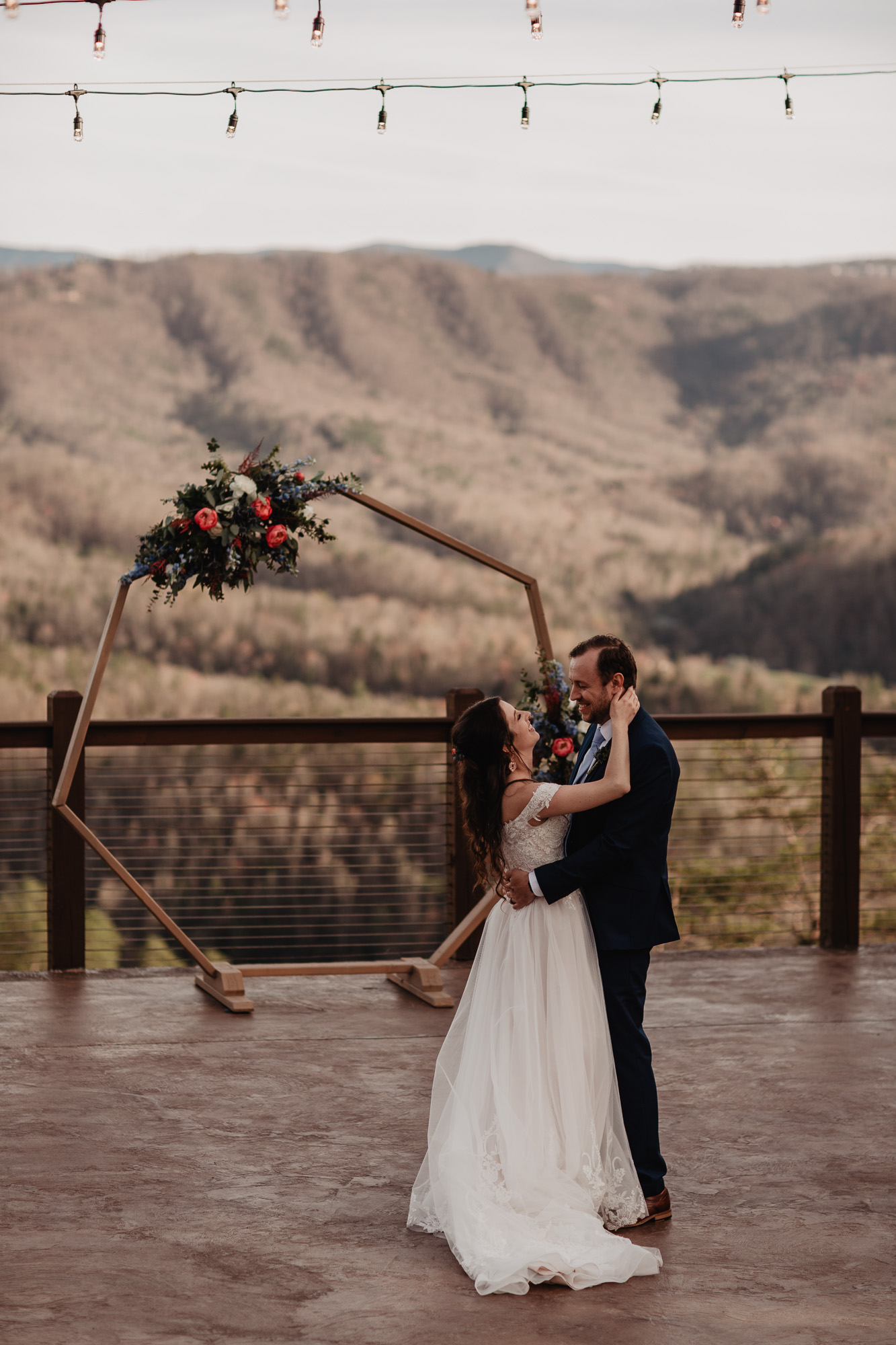 The Magnolia Venue Reception | Smoky Mountain Wedding Photographer | Magnolia + Ember