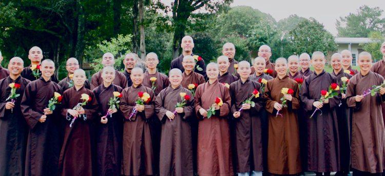 Magnolia Grove Monastery Monastics