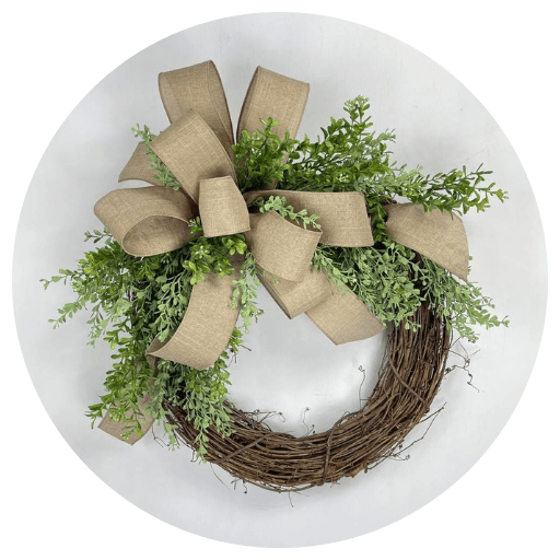 every day grapevine wreath
