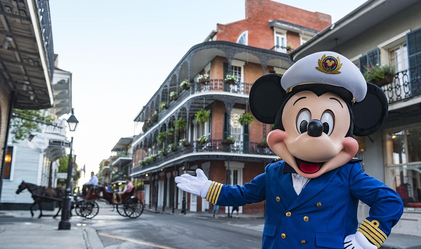 Disney New Orleans