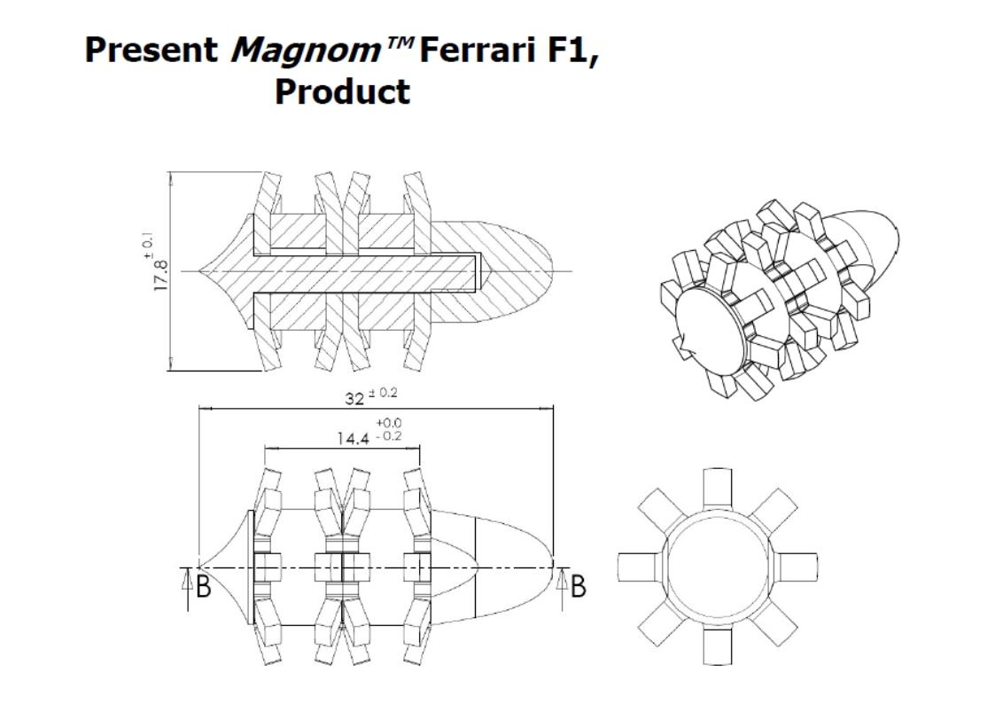 Magnetic Filtration Amp Ferrari F1 Formula 1