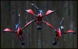 Lizardmen Terraadon Riders
