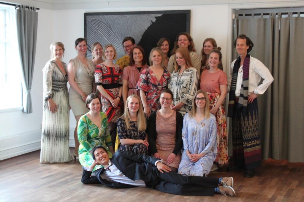 Familie Master Uddannelsen_hold 2