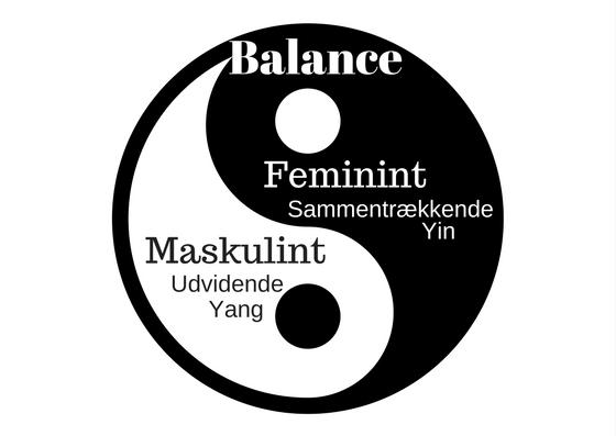 Maskulin Feminin Balance