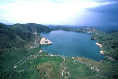 Lago Nyos, o lago assassino