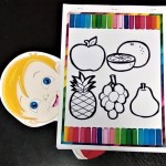ezequias magic libro de colores frutas y verduras
